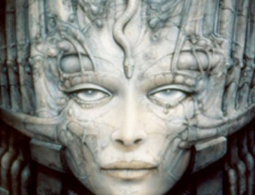 H.R. Giger In Movies