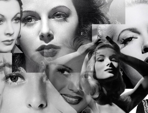 Movie Star Actresses of The 1940's